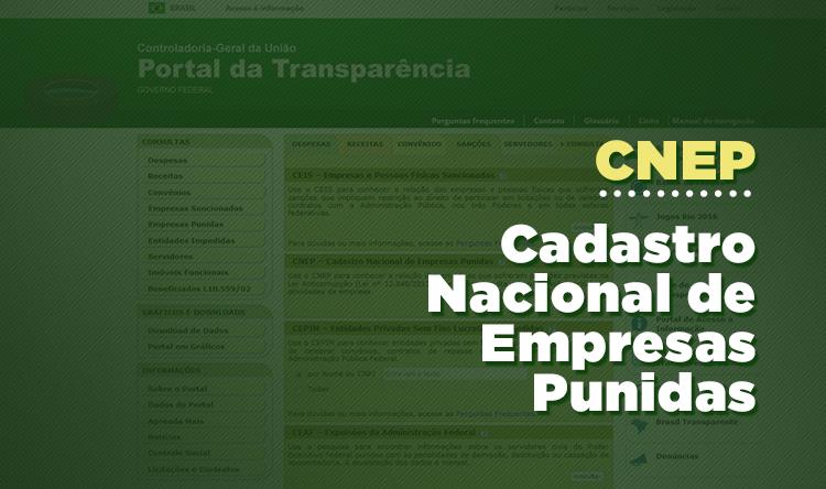 CGU disponibiliza cadastro de empresas punidas com base na Lei Anticorrupção