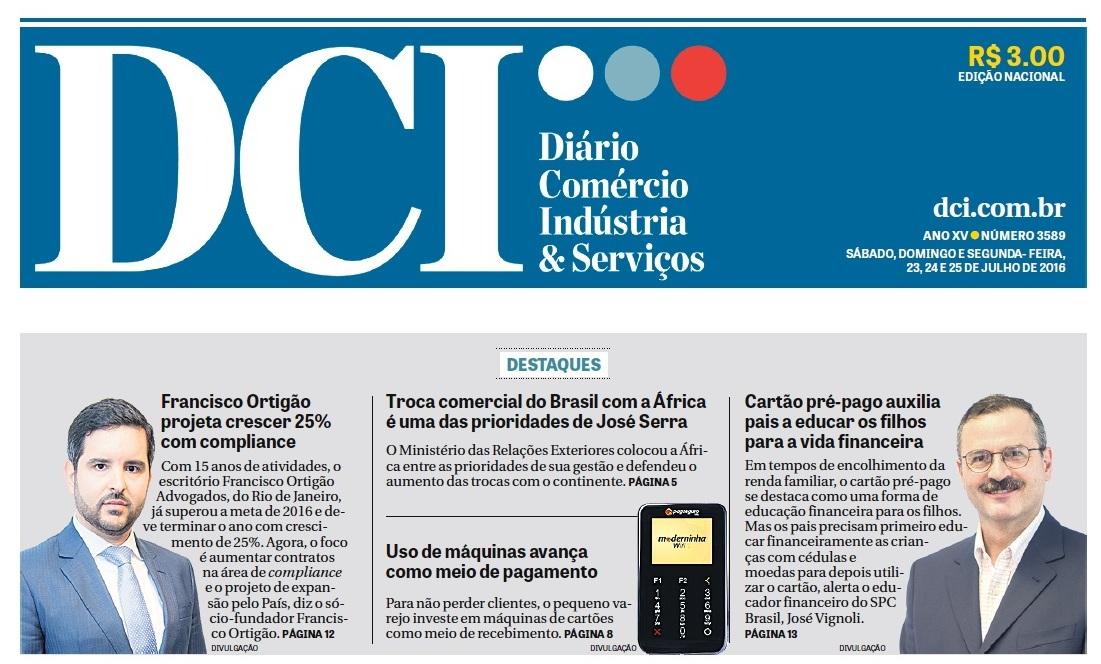 2016-07-25 FRANCISCO ORTIGÃO - DCI P1 - DETALHE