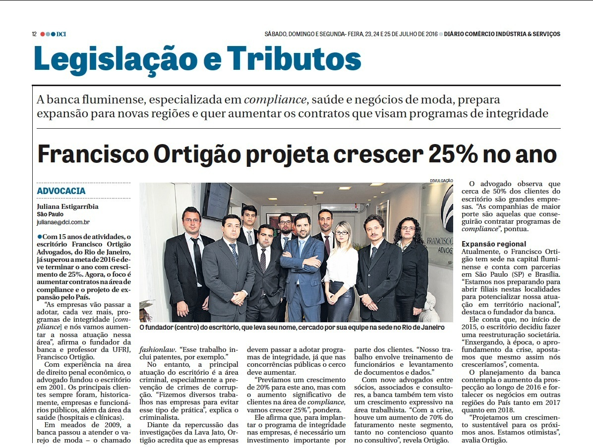 2016-07-25 FRANCISCO ORTIGÃO - DCI P12 - DETALHE