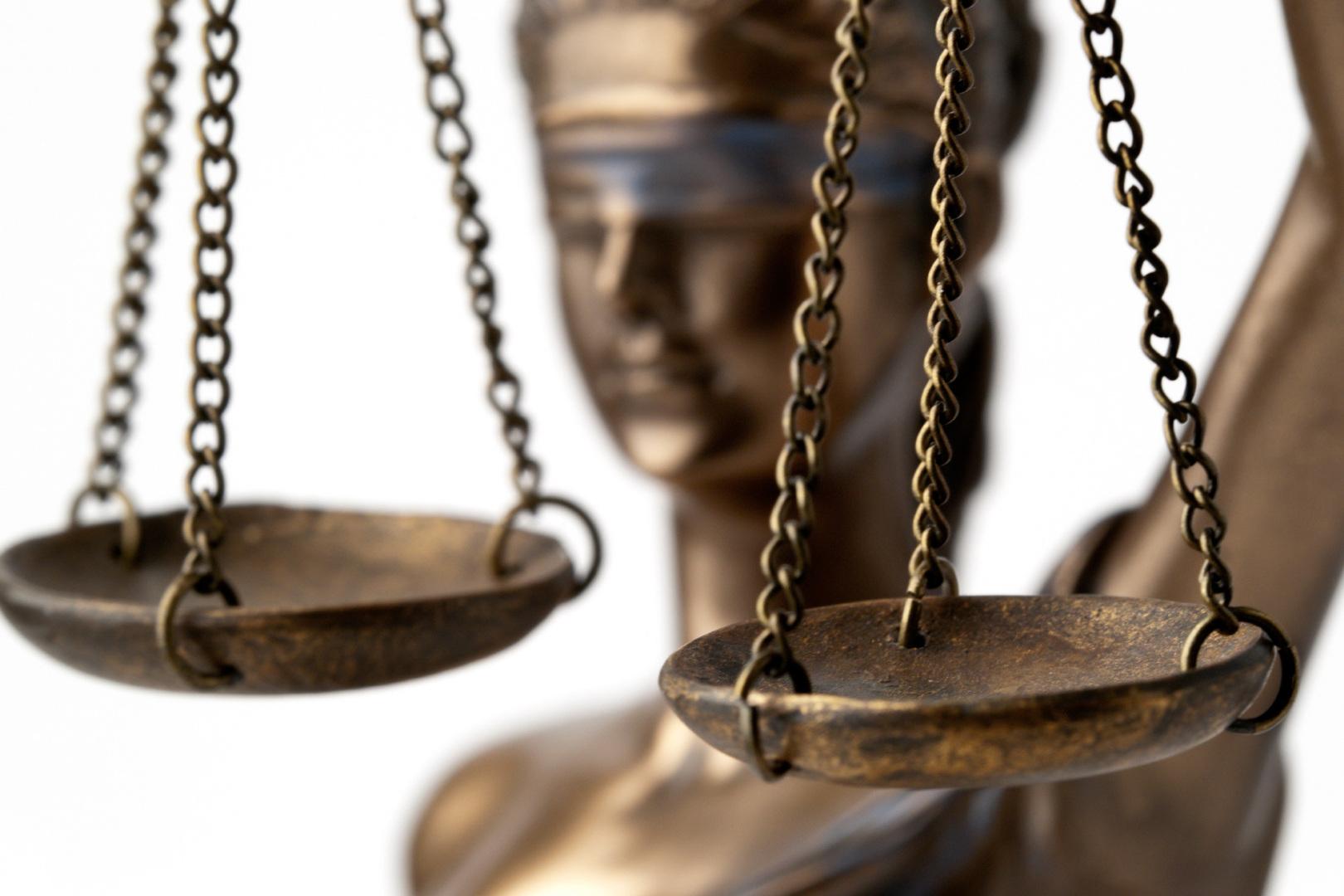 A JUSTIÇA E A CORRUPÇÃO