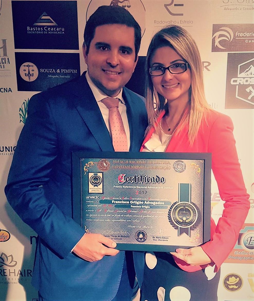 DRS. FRANCISCO ORTIGÃO E MICHELLE GAETANI