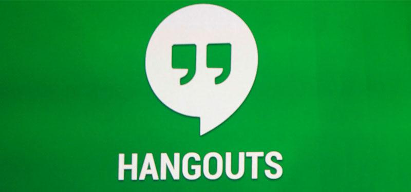 Google Hangouts chega à Justiça do Trabalho
