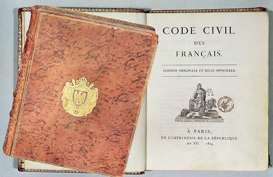 Código Napoleônico: marco da codificação na história do Direito