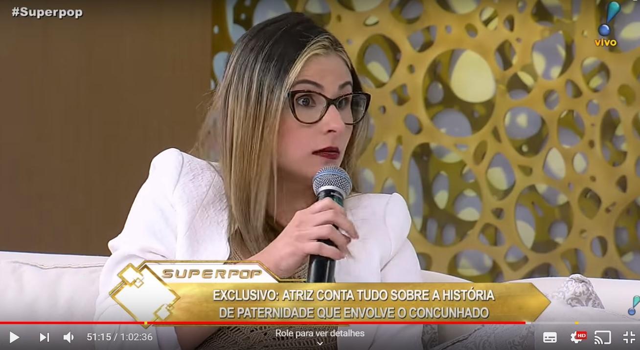 2019 FRANCISCO ORTIGÃO ADVOGADOS - MICHELLE GAETANI NO SUPERPOP