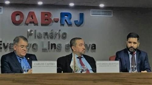 FRANCISCO ORTIGÃO PALESTRA SOBRE COMPLIANCE NA ELETROBRÁS
